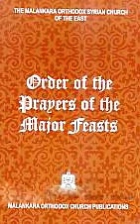 Order of the Prayers of Major Feasts