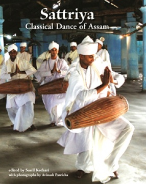 Sattriya: Classical Dance of Assam