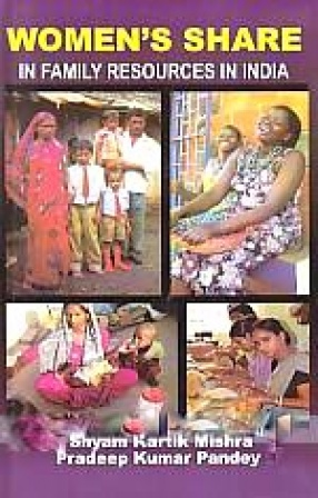 Women's Share in Family Resources in India