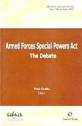 Armed Forces Special Powers Act: The Debate