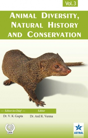 Animal Diversity, Natural History and Conservation, Volume 3