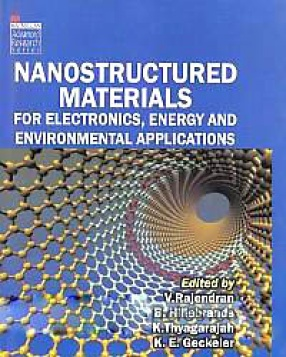 Nanostructured Materials for Electronics, Energy and Environmental Applications