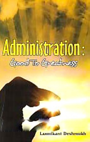 Administration: Good to Greatness