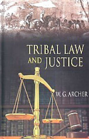 Tribal Law and Justice: A Report on the Santal