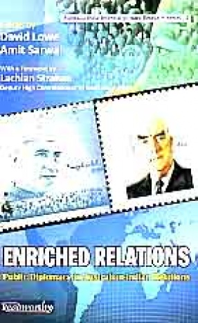 Enriched Relations: Public Diplomacy in Australian-Indian Relations