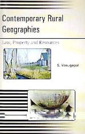 Contemporary Rural Geographies: Law, Property and Resources