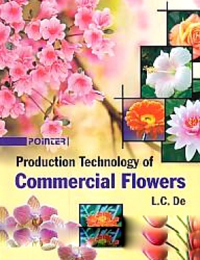 Production Technology of Commercial Flowers (In 2 Volumes)