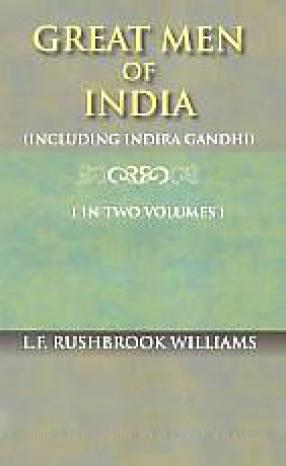 Great Men of India: Including Indira Gandhi (In 2 Volumes)