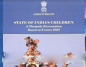 State of India's Children: A Thematic Presentation Based on Census 2011