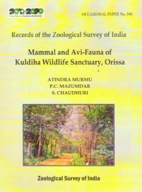 Mammal and Avi-Fauna of Kuldiha Wildlife Sanctuary Orissa