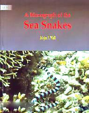 A Monograph of the Sea Snakes
