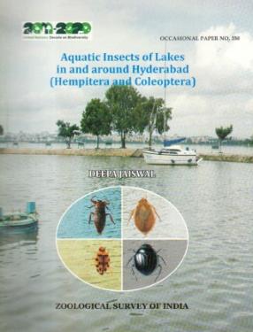 Aquatic Insects of Lakes in and Around Hyderabad (Hempitera [i.e. Hemiptera] and Coleoptera)