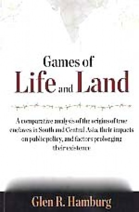 Games of Life and Land: A Comparative Analysis of the Origins of True Enclaves in South and Central Asia, Their Impacts on Public Policy, and Factors Prolonging their Existence
