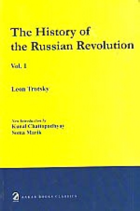 The History of the Russian Revolution (In 3 Volumes)