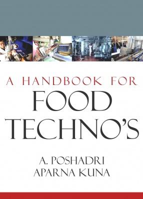 A Handbook for Food Techno's