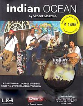 Indian Ocean: A Photographic Journey Spanning More Than Two Decades of the Band