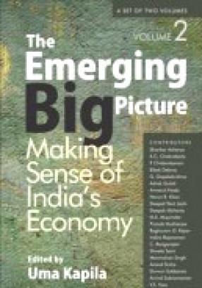The Emerging Big Picture: Making Sense of India's Economy (In 2 Volumes)