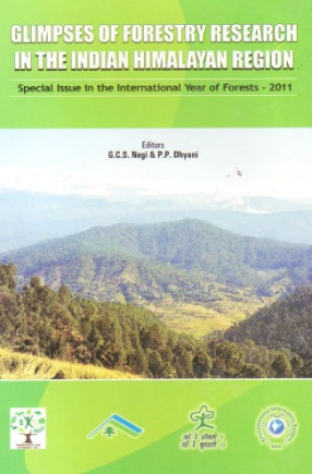 Glimpses of Forestry Research in the Indian Himalayan Region: Special Issue in the International Year of Forest-2011