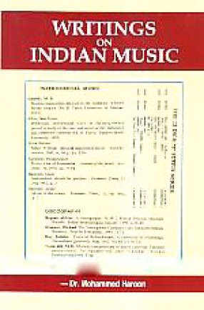 Writings on Indian Music