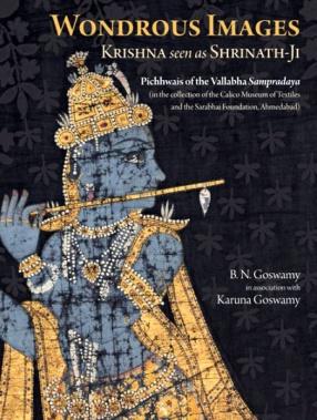 Wondrous Images: Krishna Seen as Shrinath-Ji
