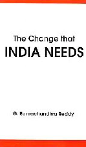 The Change That India Needs