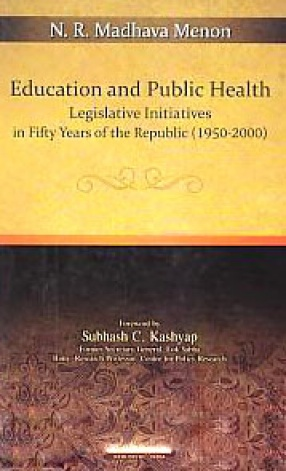 Education and Public Health: Legislative Initiatives in Fifty Years of the Republic (1950-2000)