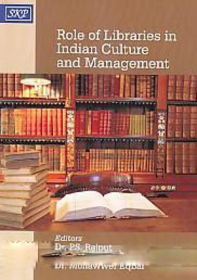 Role of Llibraries in Indian Culture and Management