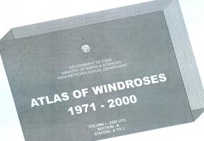 Atlas of Wind Roses 1971-2000, Volume 1 (In 2 Parts)
