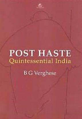 Post Haste: Quintessential India