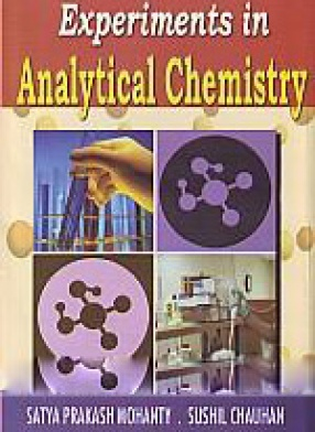 Experiments in Analytical Chemistry