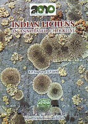 Indian Lichens: An Annotated Checklist