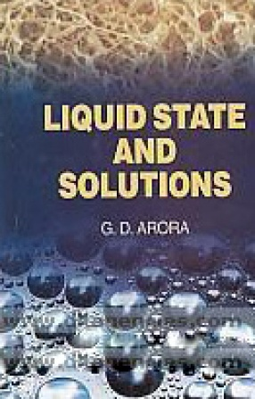 Liquid State and Solutions