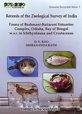 Fauna of Brahmani-Baitarani Estuarine Complex, Odisha, Bay of Bengal W.S.R. to Ichthyofauna and Crustaceans