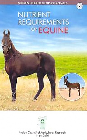 Nutrient Requirements of Equine