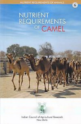 Nutrient Requirements of Camel