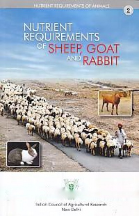 Nutrient Requirements of Sheep, Goat and Rabbit