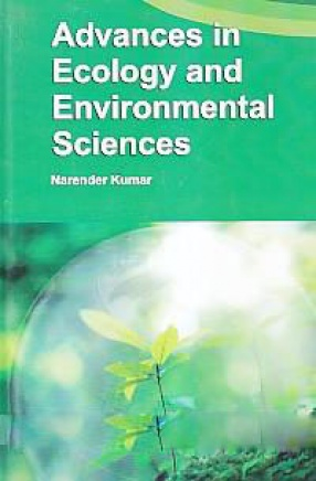 Advances in Ecology and Environmental Sciences