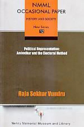 Political Representation: Ambedkar and the Electoral Method