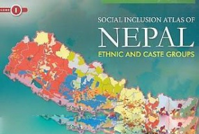 Social Inclusion Atlas of Nepal:  Ethnic And Caste Groups (In 4 Volumes)