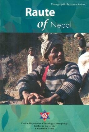 Raute of Nepal