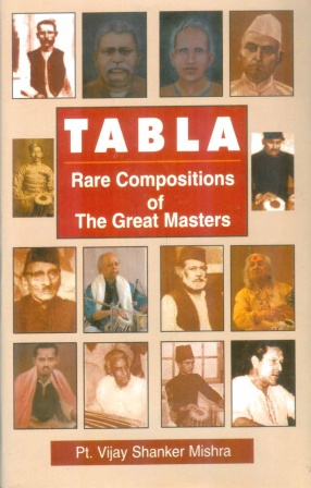 Tabla: Rare Compositions of The Great Masters
