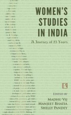 Women's Studies in India: A Journey of 25 Years