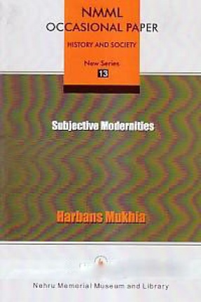 Subjective Modernities