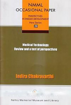 Medical Technology: Review and a Test of Perspectives