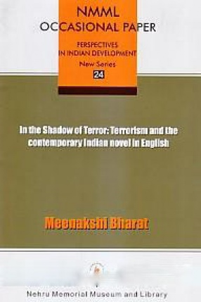Shadow of Terror: Terrorism and the Contemporary Indian Novel in English