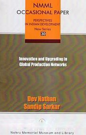 Innovation and Upgrading in Global Production Networks