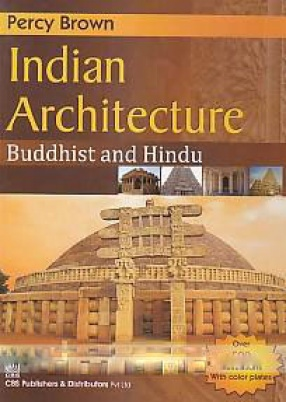 Indian Architecture: Buddhist and Hindu