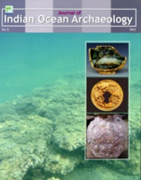 Journal of Indian Ocean Archaeology No. 9