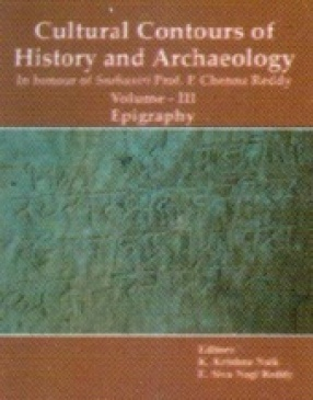 Cultural Contours of History and Archaeology, Volume III: Epigraphy