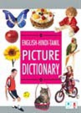 English-Hindi-Tamil Picture Dictionary
